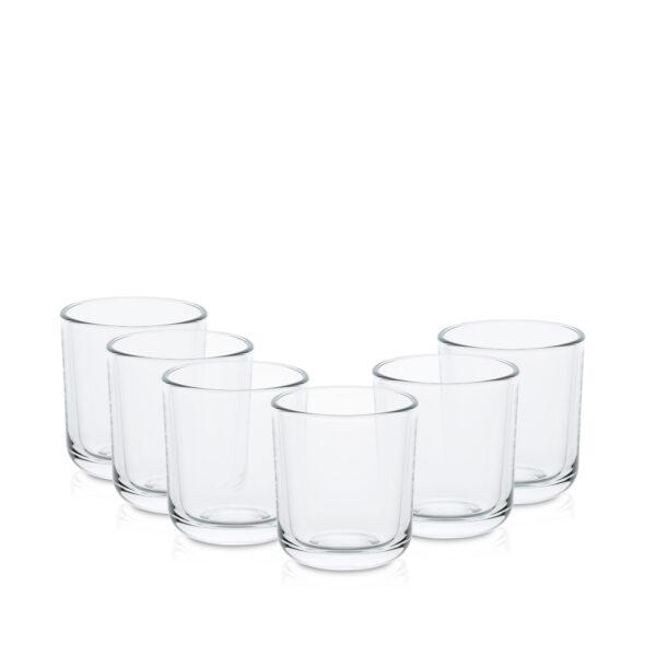 Szklanka niska whisky poj. 270 ml- kpl. 6 szt.