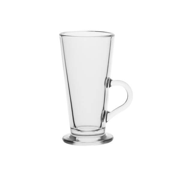 Komplet 6 szklanek do kawy Caffe Latte 250 ml