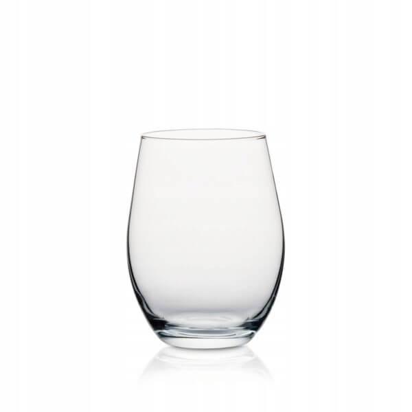 Kieliszek do wina wody szklanka 500 ml- kpl 6 szt