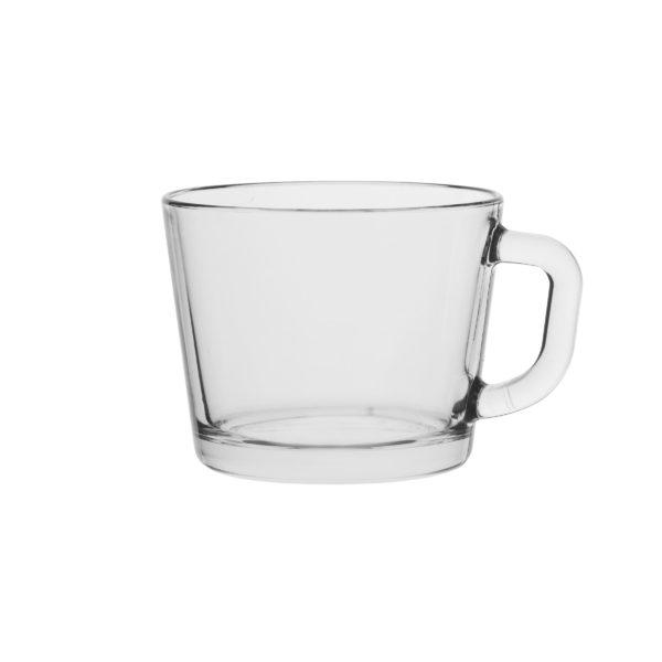 Szklanka z uchem kubek 450 ml.-6 szt