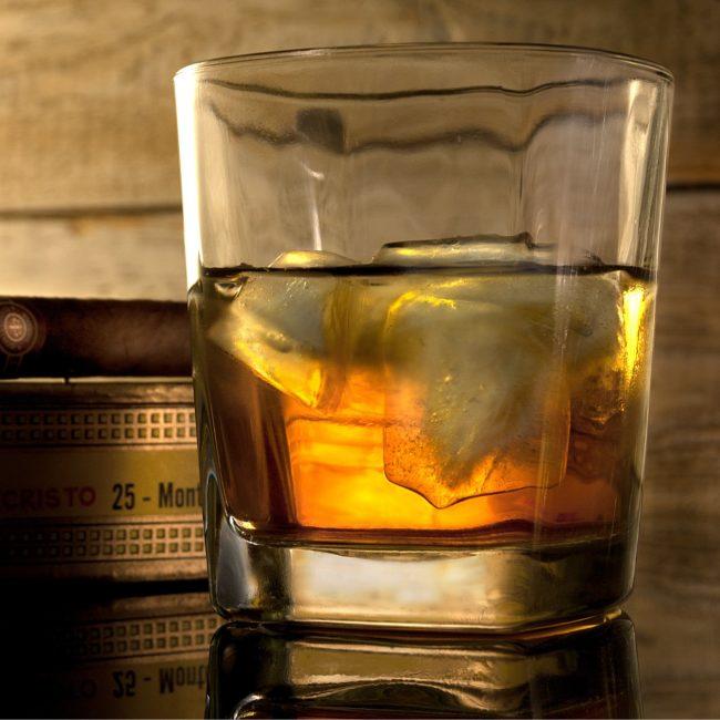 Szklanki do drinków i koktajli