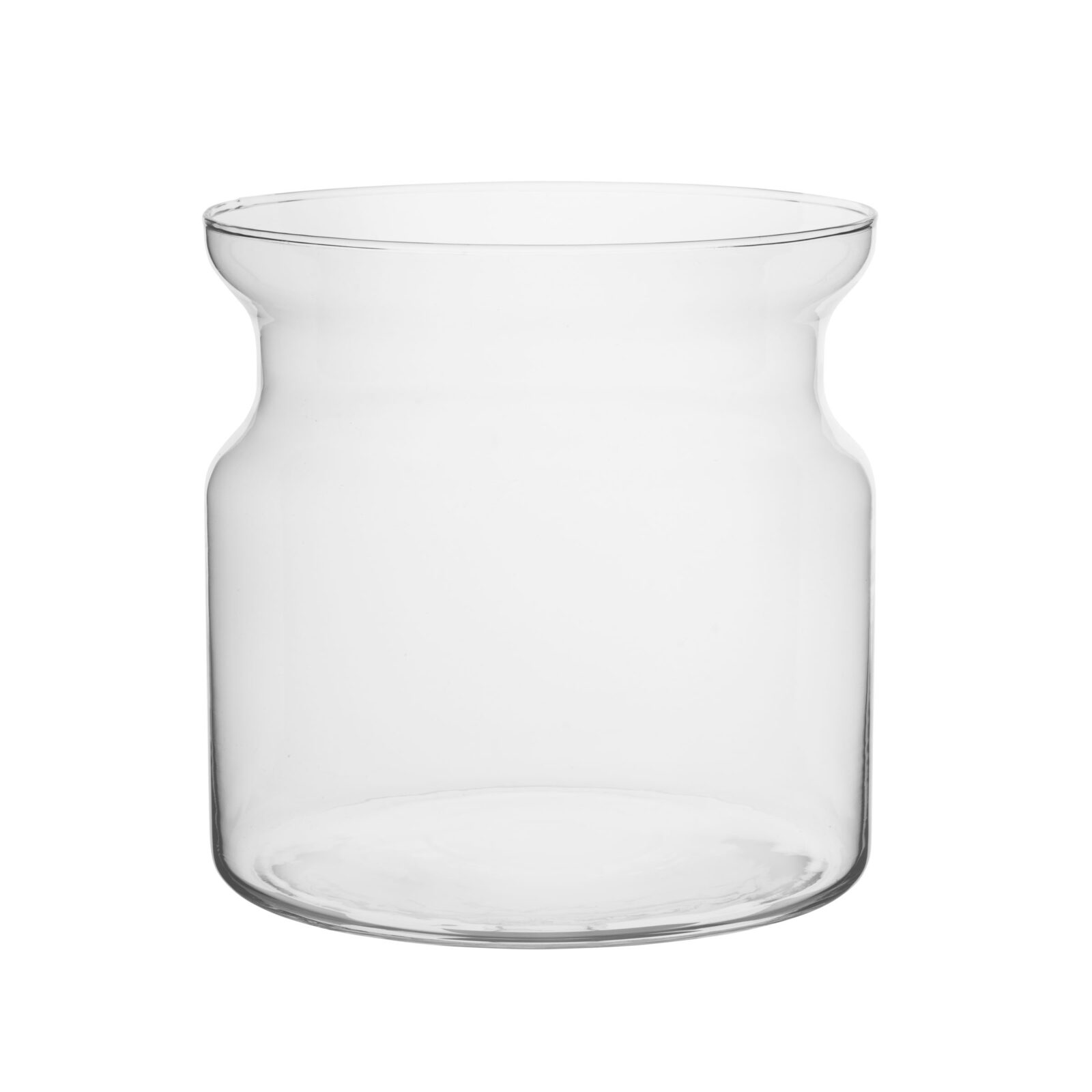 Słój wazon szklany las w słoju terrarium H19 D19