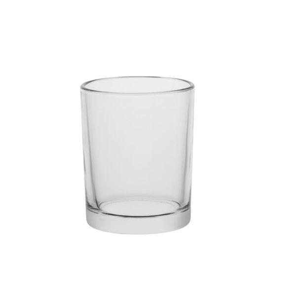 Pojemnik szklany pod zalew świec 70848-kpl6