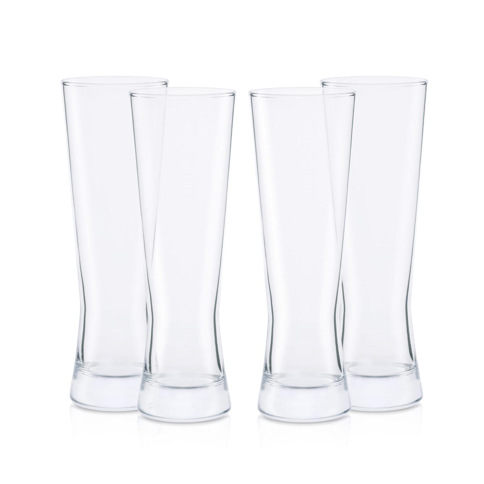 Szklanka do piwa wysoka Kufel -4 szt.